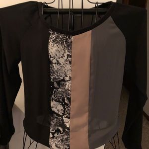 Like new ny collection top